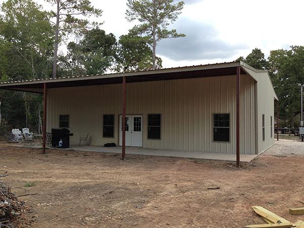 Metal Buildings Texas Classic Barn Company